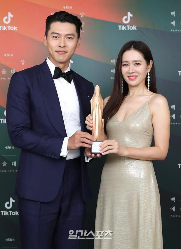 Hyun Bin nói về Son Ye Jin: Lần đầu gặp đã bị sự tinh tế của cô ấy chinh phục-1