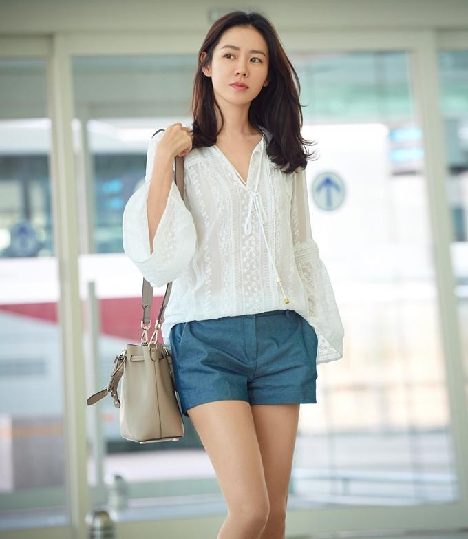 Hyun Bin nói về Son Ye Jin: Lần đầu gặp đã bị sự tinh tế của cô ấy chinh phục-8