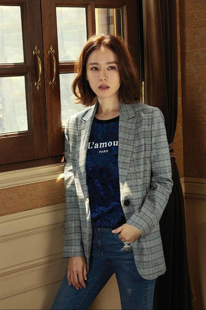 Hyun Bin nói về Son Ye Jin: Lần đầu gặp đã bị sự tinh tế của cô ấy chinh phục-25