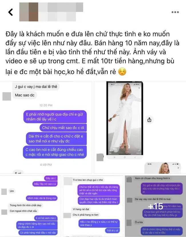 Mẹ Hoa hậu Phạm Hương bị tố bom hàng 10 triệu đồng còn văng tục chợ búa-2