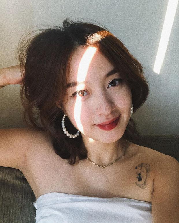 Mi Vân khoe ảnh mặt mộc không tì vết ở tuổi 33, hội gái chưa chồng cũng phải vào xin vía da đẹp-2