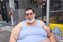 Nam rapper nặng 320kg qua đời ở tuổi 43