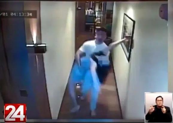 Lộ clip Á hậu Philippines hôn trai lạ, thực hư kết quả pháp y không có dấu hiệu cưỡng hiếp-2