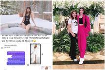 Mẹ Phạm Hương đẹp cỡ nào mà mạnh dạn đặt đầm dạ hội 10 triệu rồi 'bom hàng'