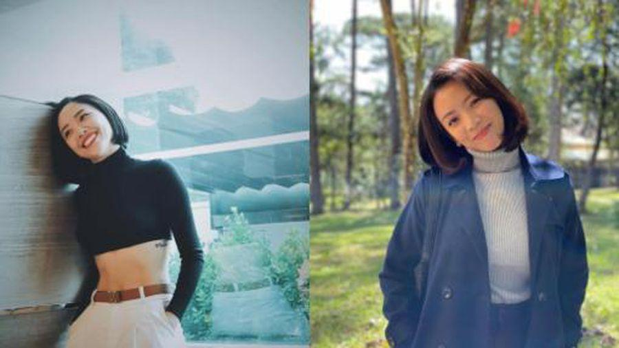 Ngày càng lột xác sau thẩm mỹ, Thu Trang khiến Tiến Luật tưởng nhầm là Tóc Tiên-6