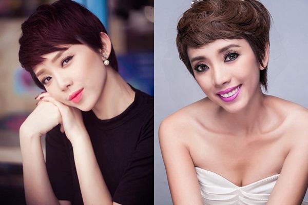 Ngày càng lột xác sau thẩm mỹ, Thu Trang khiến Tiến Luật tưởng nhầm là Tóc Tiên-5