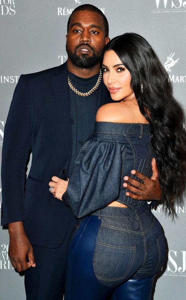 NÓNG: Kanye West bị nghi ngoại tình với ông hoàng make up Jeffree Star giữa drama ly hôn Kim-3
