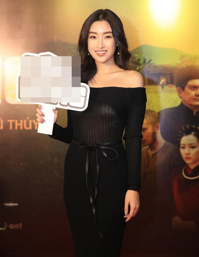 Đỗ Mỹ Linh, Ngọc Trinh cùng dàn mỹ nhân lộ nội y dưới ánh đèn flash-2