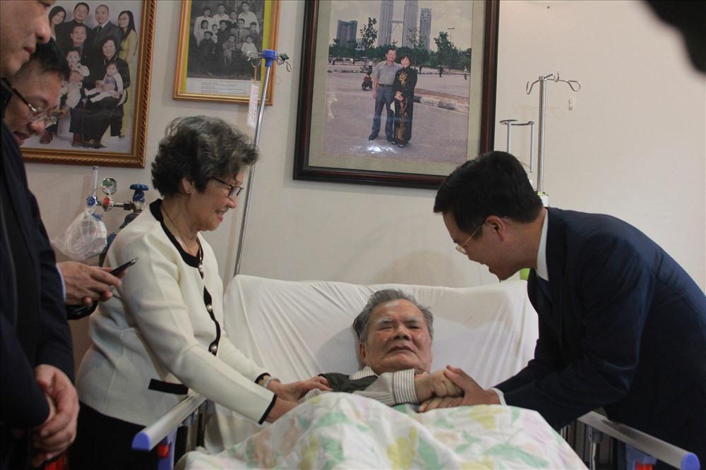 Vị giáo sư có công lớn trong khống chế dịch SARS năm 2003 tại Việt Nam qua đời-1