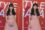 Hoang mang ảnh chưa chỉnh sửa của Trịnh Sảng: Tạo hình công chúa xinh xắn nhưng bị méo miệng?