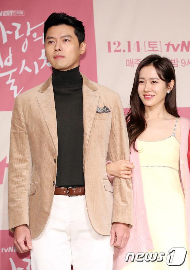 Hyun Bin bị soi có hành động chăm lo cho Son Ye Jin, chứng tỏ đã yêu từ lâu và cùng Dispatch fake thời điểm hẹn hò?-1