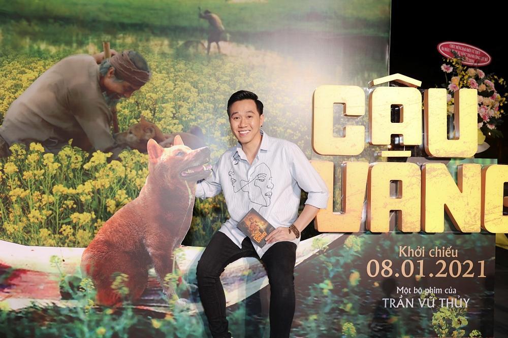Vợ chồng Tăng Thanh Hà cùng gia đình đại náo thảm đỏ ra mắt phim Cậu Vàng-19