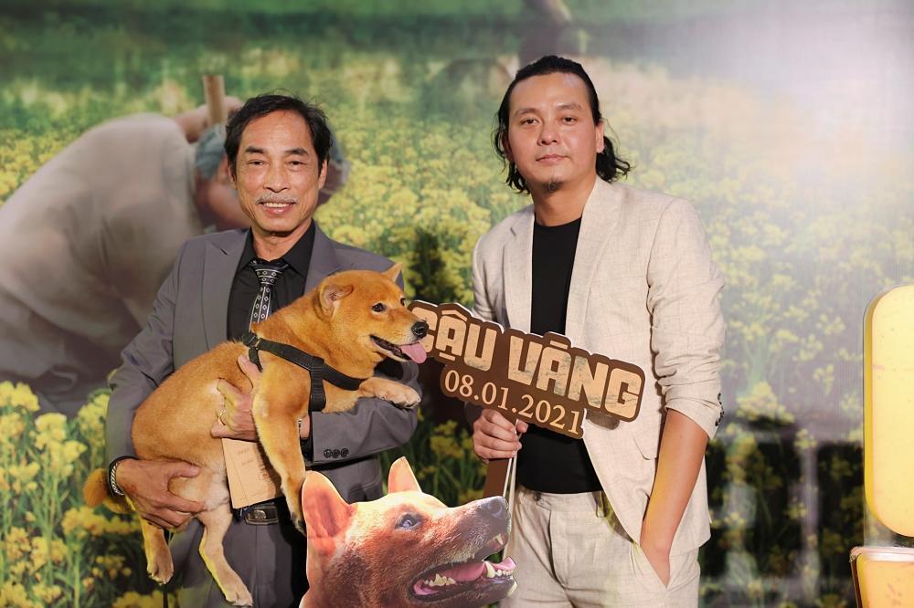 Vợ chồng Tăng Thanh Hà cùng gia đình đại náo thảm đỏ ra mắt phim Cậu Vàng-11