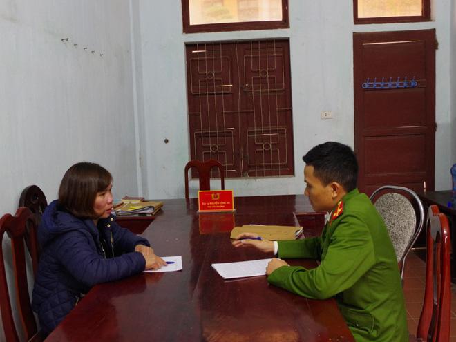 Con gái cạy tủ trộm 100 triệu của mẹ ở Hà Tĩnh-1