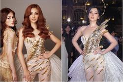 Á hậu Kiều Loan 'đụng hàng' Cẩm Đan: Cùng quay vào ô 'mất điểm' vì lộ nội y