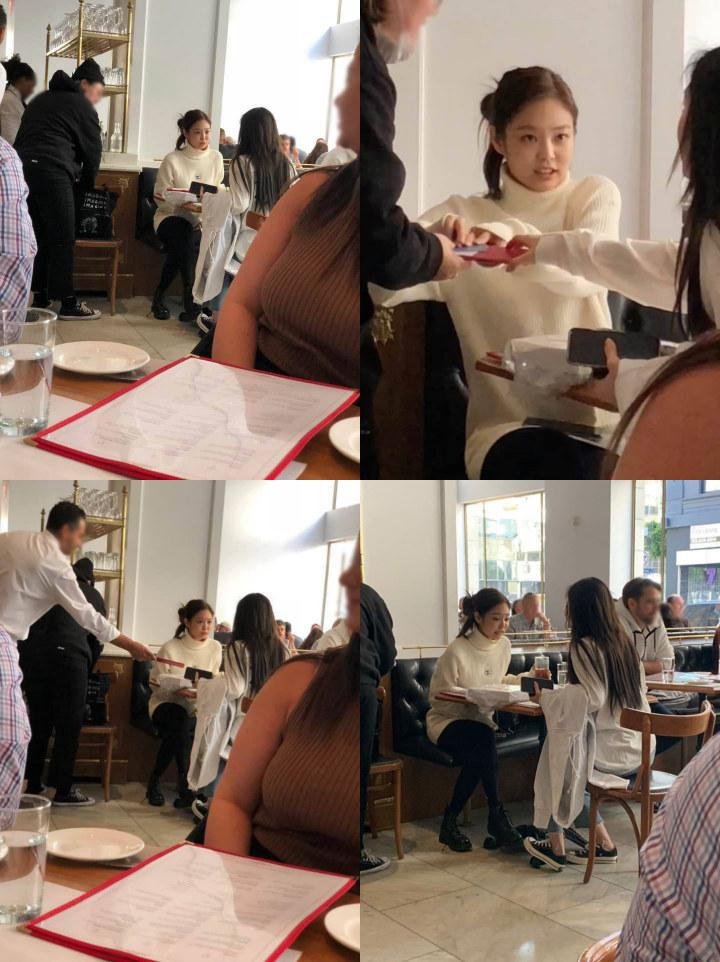 Dàn sao Hàn hạng A trông thế nào khi bị bắt gặp tại quán ăn bình dân?-9