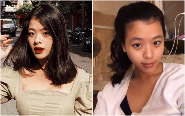 Con gái xinh xắn nghệ sĩ Chiều Xuân lộ mặt mộc, khác xa ảnh sống ảo trên phây-5