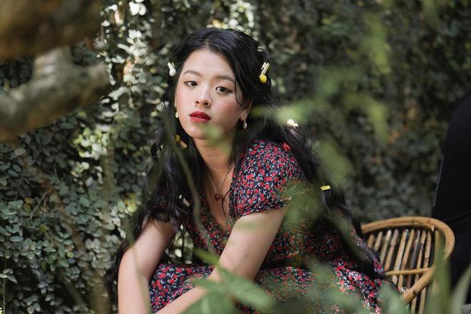 Con gái xinh xắn nghệ sĩ Chiều Xuân lộ mặt mộc, khác xa ảnh sống ảo trên phây-3