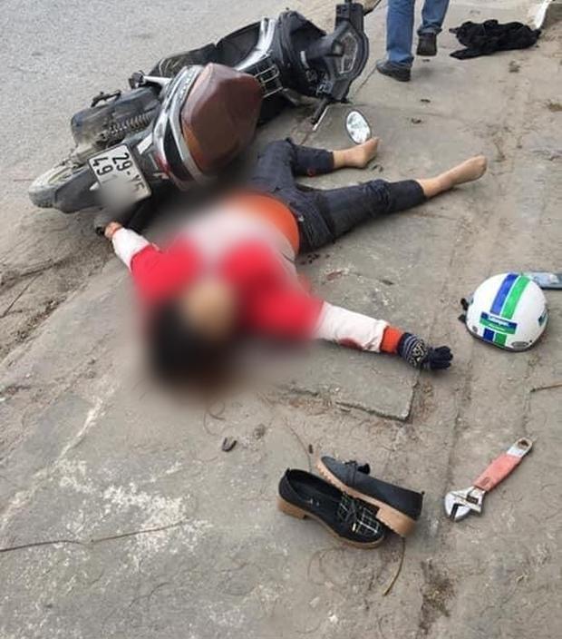 Vụ cô gái bị sát hại giữa đường ở Hà Nội: Bố nạn nhân hé lộ nguyên nhân vụ việc-1