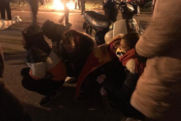 Vụ cô gái bị sát hại giữa đường ở Hà Nội: Bố nạn nhân hé lộ nguyên nhân vụ việc-3