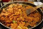 Cách làm gà xào cay chuẩn vị Hàn
