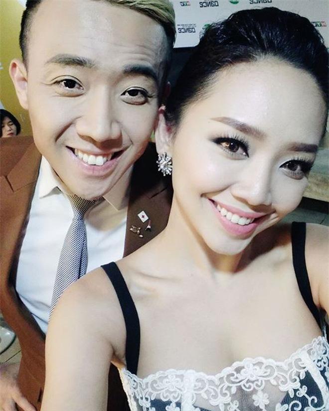 Trấn Thành đăng ảnh bên Tóc Tiên, gợi lại câu nói của cố nghệ sĩ Chí Tài-5