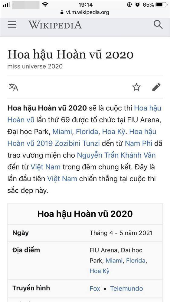 Lố như fan Việt: Một bước đưa Khánh Vân lên ngôi Miss Universe 2020-3