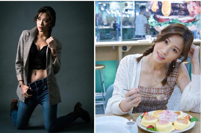 Sao nữ TVB bị tung ảnh nhạy cảm-2