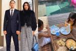 Con gái Tăng Thanh Hà xuất hiện chính diện, ra dáng tiểu mỹ nhân