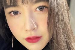 'Nàng cỏ' Goo Hye Sun xuất hiện cực xinh sau xác nhận có tình mới