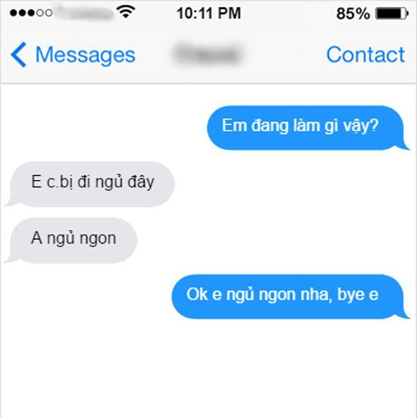 Hát mãi kiếp friendzone nếu crush chỉ trả lời tin nhắn như có như không thế này-4