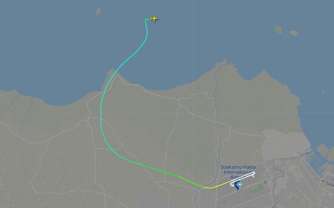 Tìm thấy mảnh vỡ nghi của máy bay chở 62 người rơi ở Indonesia-3
