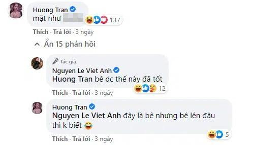 Vừa công khai chê ngoại hình chồng cũ, vợ cũ Việt Anh lại tự nhận xét bản thân trẻ như gái 18-1