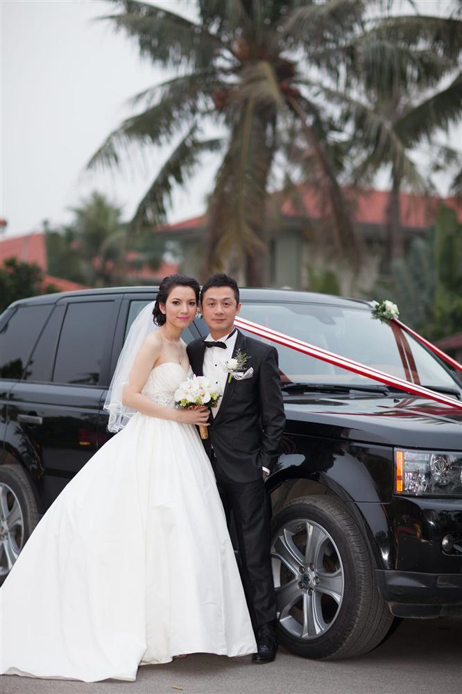 Ảnh cưới 8 năm của MC Anh Tuấn và bà xã kém 14 tuổi-1