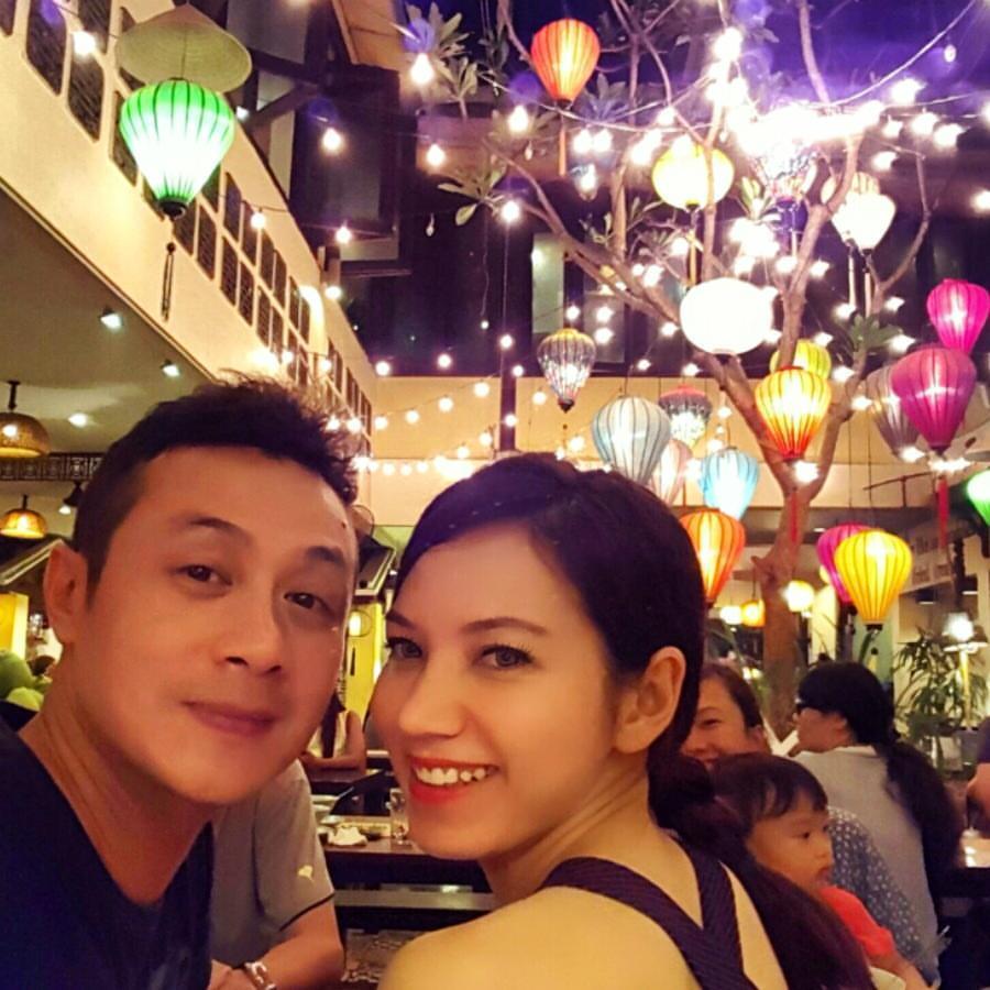 Ảnh cưới 8 năm của MC Anh Tuấn và bà xã kém 14 tuổi-3