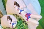 Trần Đức Bo gây sốc khi diện bikini, giả làm xác chết chụp ảnh trên đường