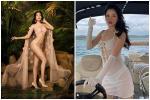 Ngọc Trinh nude trong bồn tắm nhưng vẫn đi giày hiệu 100 triệu-11