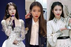 Style sao Hàn tuần qua: IU thay 4 bộ đồ một đêm, BLACKPINK Jennie khoe dáng quyến rũ