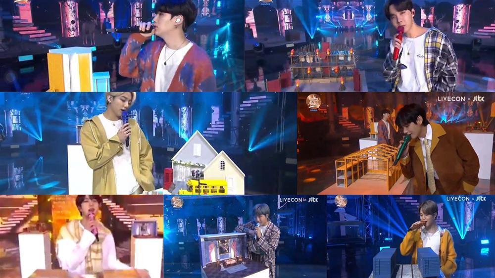 Golden Disc Awards Day 2: BTS ẵm Daesang 5 năm liên tiếp, Suga chính thức tái xuất trình diễn cùng nhóm-8