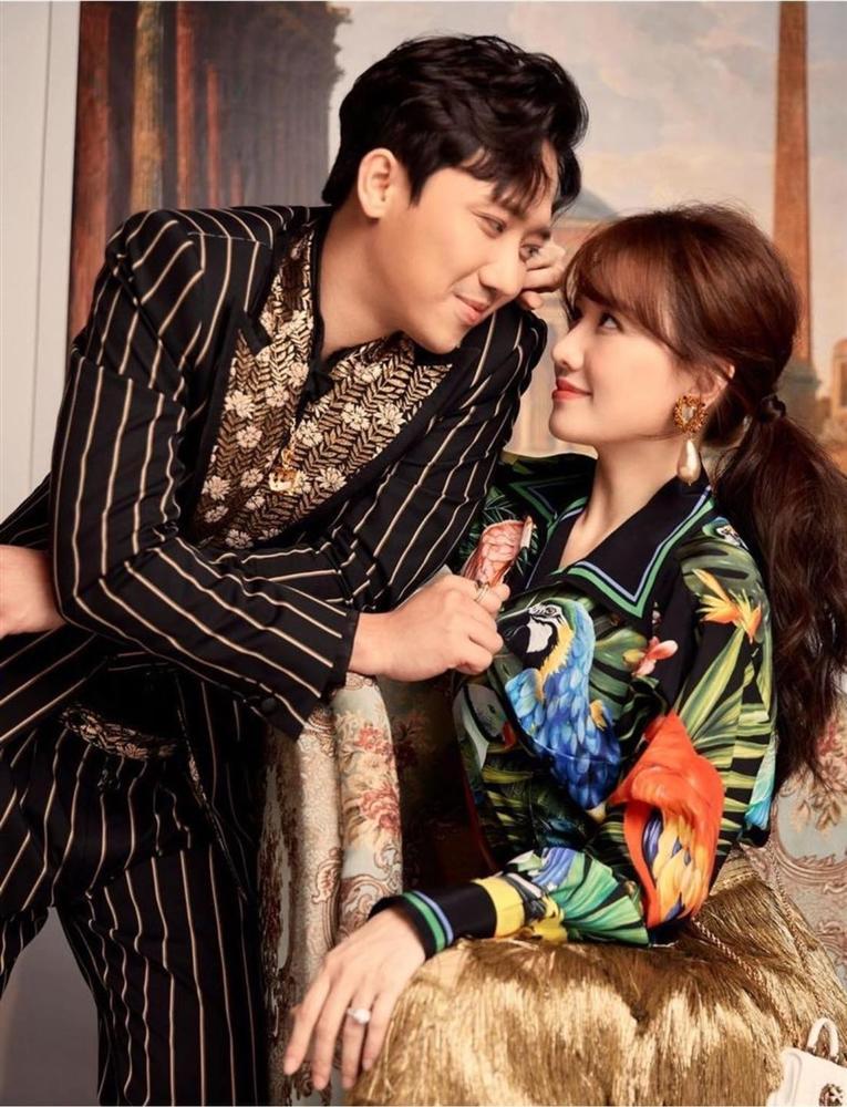 Lá thư xác lập quan hệ yêu đương của Trấn Thành - Hari Won 5 năm trước-1