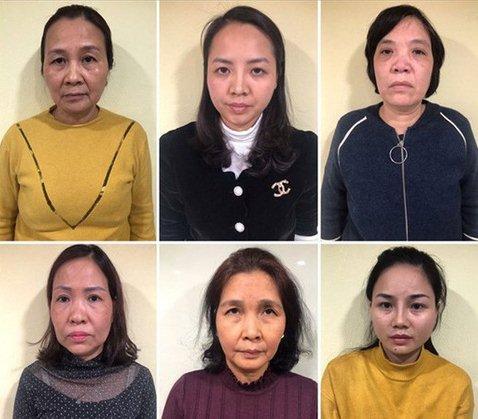 Bắt 6 nữ quái trong đường dây đánh bạc công nghệ cao ở Hải Phòng-1