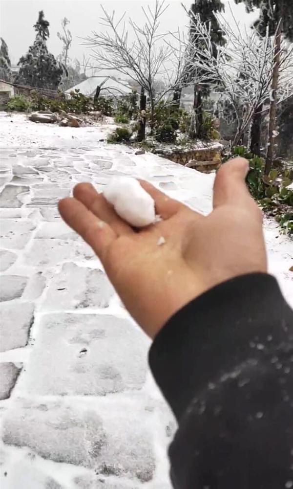 Ngay lúc này: Y Tý tuyết rơi trắng xóa khác nào Hàn Quốc-4