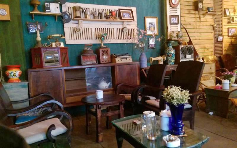 Có ngay những tấm ảnh cực chất với 3 quán cafe tone vàng ở Hà Nội-1