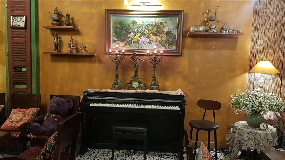 Có ngay những tấm ảnh cực chất với 3 quán cafe tone vàng ở Hà Nội-2