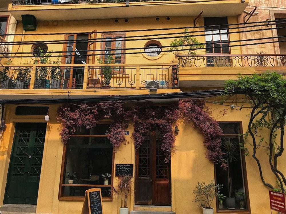 Có ngay những tấm ảnh cực chất với 3 quán cafe tone vàng ở Hà Nội-5
