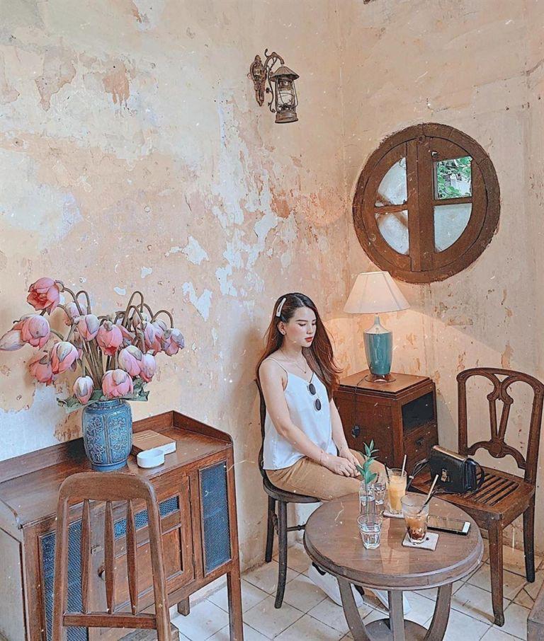 Có ngay những tấm ảnh cực chất với 3 quán cafe tone vàng ở Hà Nội-6