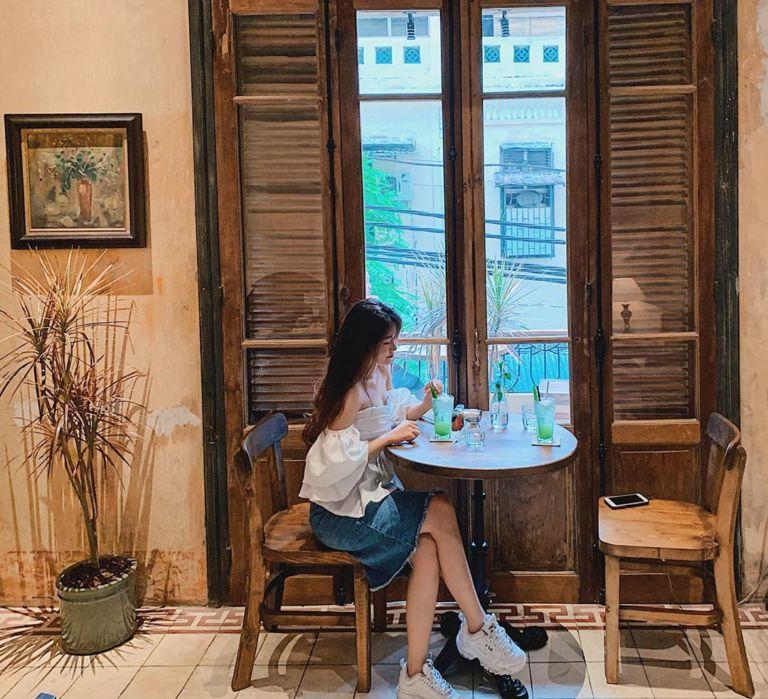 Có ngay những tấm ảnh cực chất với 3 quán cafe tone vàng ở Hà Nội-8