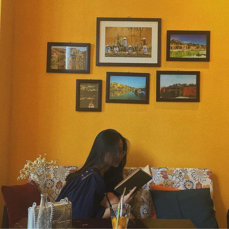 Có ngay những tấm ảnh cực chất với 3 quán cafe tone vàng ở Hà Nội-11