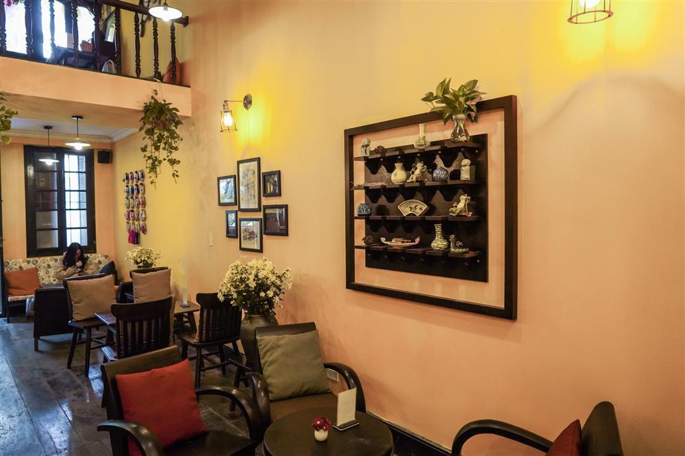 Có ngay những tấm ảnh cực chất với 3 quán cafe tone vàng ở Hà Nội-10