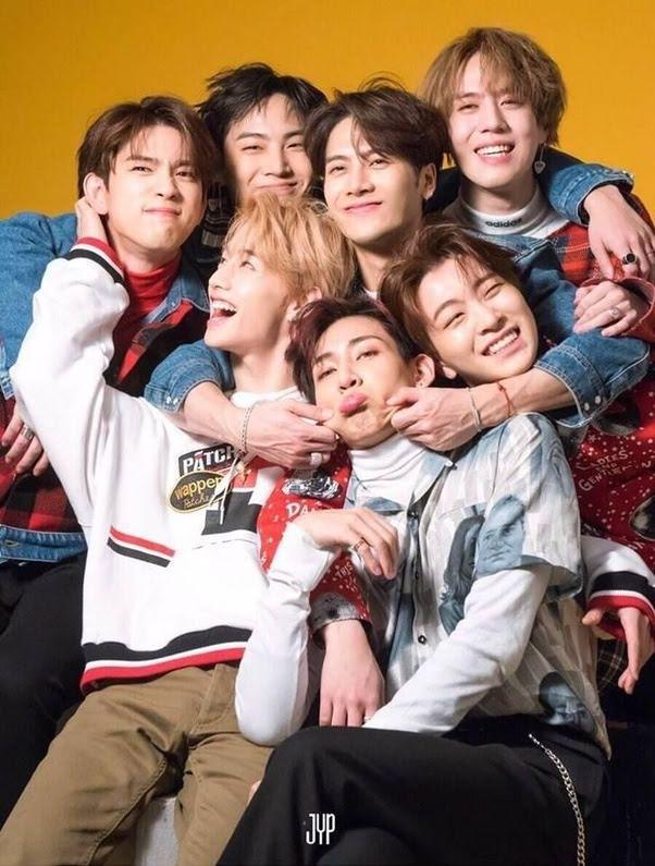 JYP xác nhận toàn bộ các thành viên GOT7 rời công ty-2